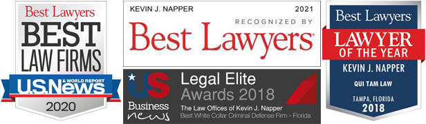 Kevin Napper, our attorney achievement awards